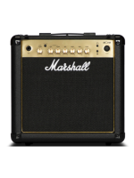 Marshall MG15GR Gold