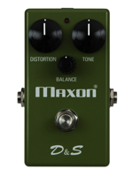 Maxon D&S Distortion and Sustainer