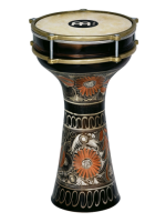 Meinl HE-205 Copper Darbuka, Hand Engraved