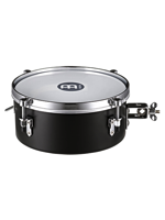 Meinl MDST10BK - Drummer Snare Timbale