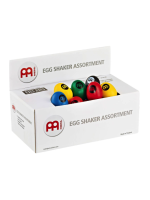 Meinl Egg Shaker, Random Color