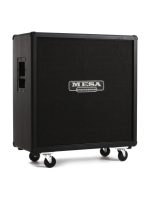 Mesa Boogie 4x12'' Recto Traditional Straight
