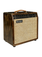 Mesa Boogie Mark V 35 Combo Tiger-Eye Maple Prem Wicker Grille Tan