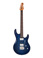 Music Man Luke 3 BFR HH Blueberry Flame