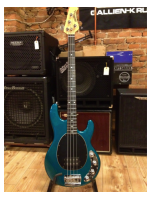 Music Man Stingray 4 RW Teal Pearl