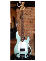 Music Man Stingray 4H RW Powder Blue