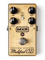 Mxr M77 Modified O.D. Custom Badass