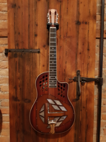 National M1 Tricone 12 Fret