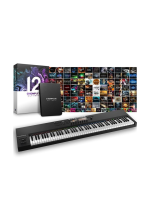 Native Instruments Komplete Kontrol S88 MK2 + Komplete 12 Ultimate