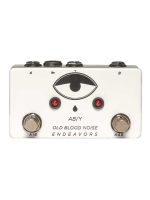 Old Blood Noise Endeavors Utility 2 AB/Y Switcher