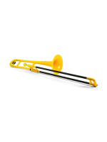 P-bone Trombone in ABS Giallo