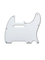 Parts Pickguard White