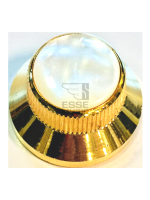 Parts Knob Stratocaster style , Gold