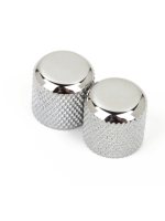 Parts Knobs nickel 2pcs