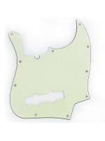 Parts Pickguard mint jazz bass