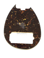 Parts Pickguard Tortoise Music Man 5 Strings