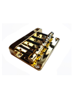 Parts 4Strings Gold Bass Bridge