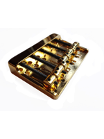 Parts 5Strings Gold Bass Bridge