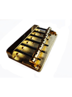 Parts 6Strings Gold Bass Bridge