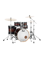 Pearl DMP925F/C260 Decade Maple in Satin Brown Burst
