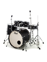 Pearl DMP925S/C227 Decade Maple in Satin Slate Black
