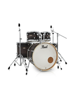 Pearl DMP925S/C262 Decade Maple Satin Black Burst