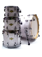 Pearl MMP924XAP 400 - Master Premium Maple in White Marine Pearl - Expo