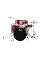 Pearl RS-505C RoadShow Studio In Wine Red