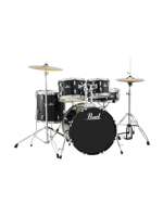 Pearl RS-585C Roadshow Junior in Jet Black