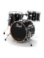 Pearl VML-983P/C - Set Di Batteria 3 Pezzi Vision Maple Bop Set In Piano Black