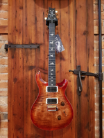 Prs Custom 24 10 top Wood Library Autumn Sky