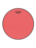 Remo BE-0313-CT-RD - Emperor Colortone Red 13""