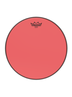 Remo BE-0314-CT-RD - Emperor Colortone Red 14""