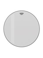 Remo P3-1122-00-FLT - Powerstroke 3 Felt Tone Coated Bass Drumhead 22