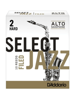 Rico Select Jazz Alto n 2 Hard