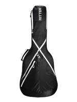 Ritter RGP8 Electric Guitar Bag White/Black