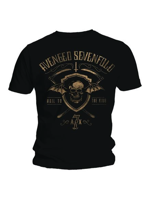 Rock Off Avenged Sevenfold 'Shield & Sickle' Large