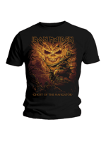 Rock Off Iron Maiden 'Ghost of the Navigator' Small