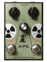 Rockett APE Analog Preamp Experiment