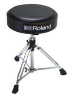 Roland RDT-RV - Sgabello con Seduta Rotonda - Round Drum Throne