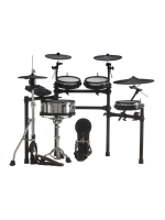 Roland TD-27KV + Stand MDS-STD2 - Launch Prce!