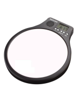 Rolings EMD-30 Practice Pad With Metronome