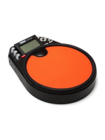 Rolings EMD-50 - Practice Pad With Metronome