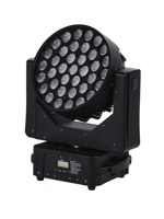 Sagitter Pictoled Moving Head Wash 37 x 12 w RGBW Zoom B-Stock