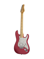 Schecter Traditional Wembley Edition HSS Fiesta Red