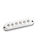 Seymour Duncan SSL-5 Custom Staggered Strat Reverse Middle White