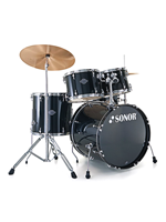 Sonor SMF 11 Smart Force Stage 2 - 5-Pcs Drumset In Black