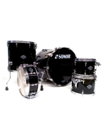 Sonor Beech Special Edition SSE 14 Stage 3 in Piano Black - Expo