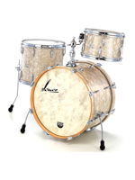 Sonor VT 16 Three20 Shells WM - Set di Batteria 3 Pezzi Serie Vintage in Vintage Pearl