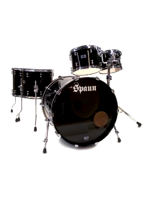 Spaun Drum Co. Set di Batteria a 5 Fusti TL Series